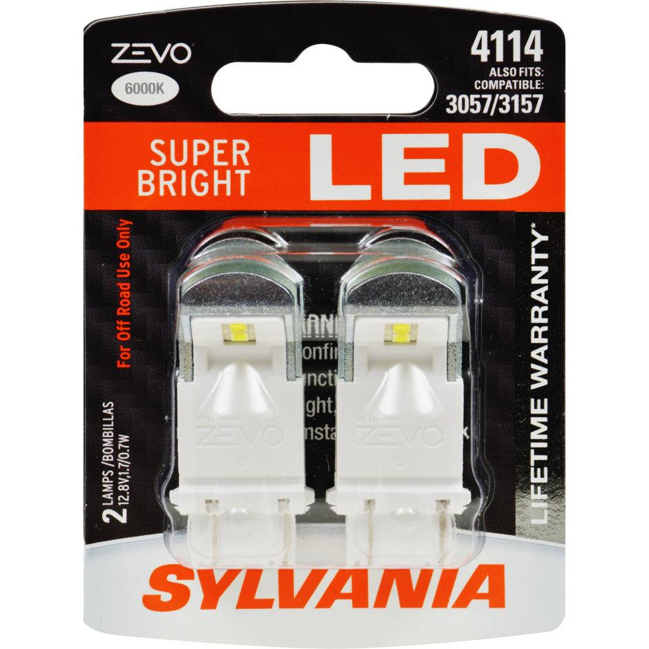4114 (WHITE) LED Bulb - ZEVO