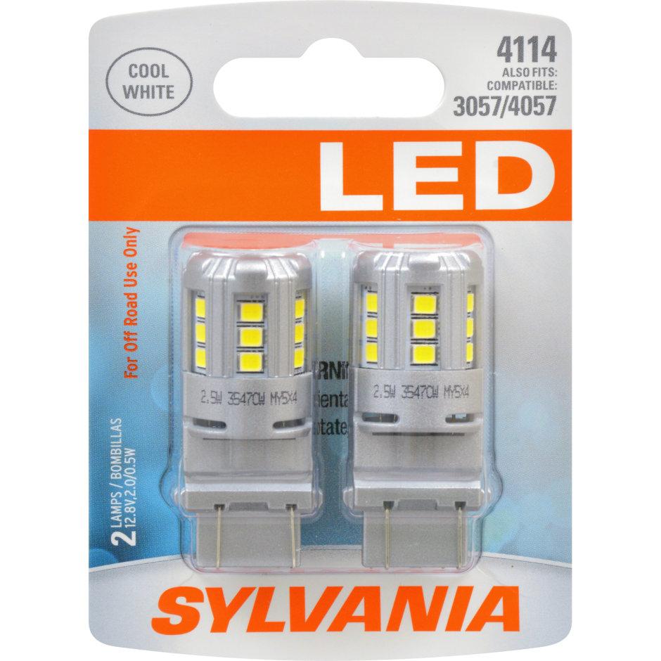 4114 (WHITE) LED Bulb