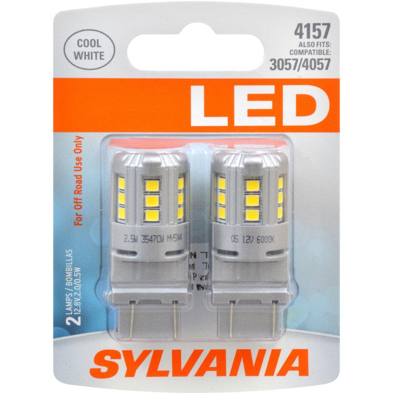 4157 (WHITE) LED Bulb