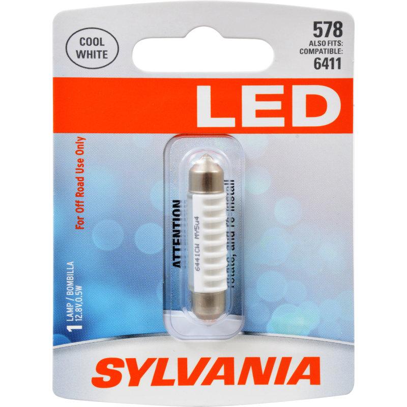 578 (WHITE) LED Bulb