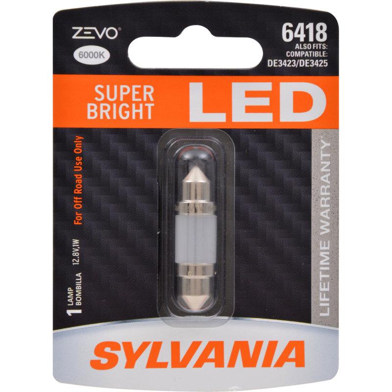 6418 (WHITE) LED Bulb - ZEVO