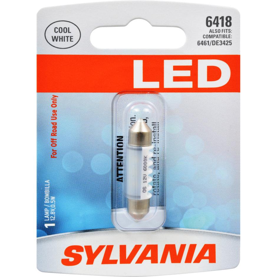 6418 (WHITE) LED Bulb