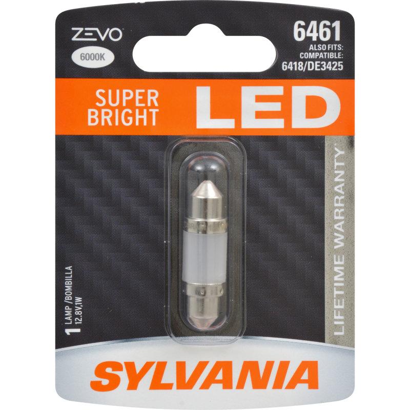 6461 (WHITE) LED Bulb - ZEVO
