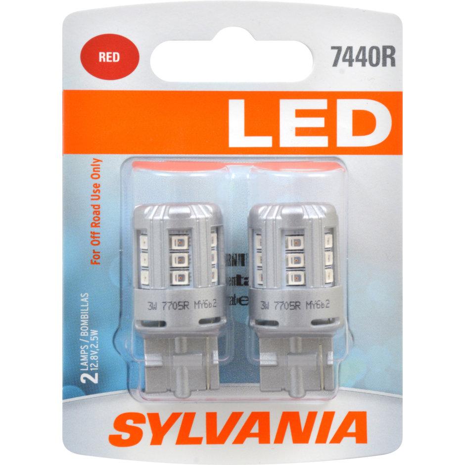 7440R (RED) LED Bulb