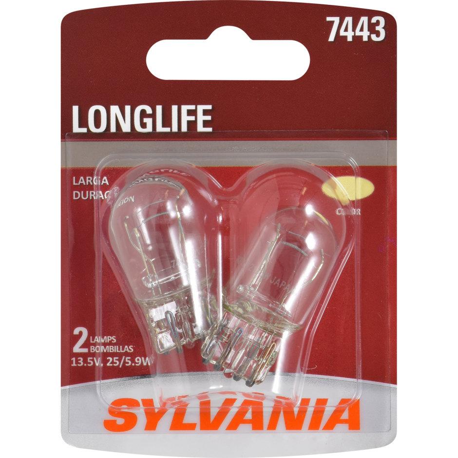 7443 Incadescent Bulb - LongLife