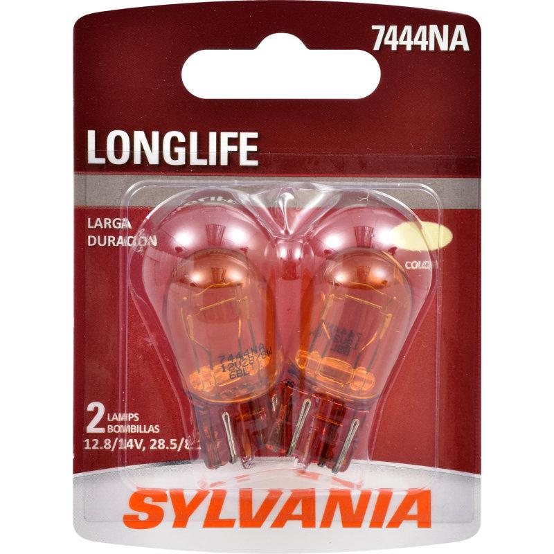 7444NA (AMBER) Incandescent Bulb - LongLife