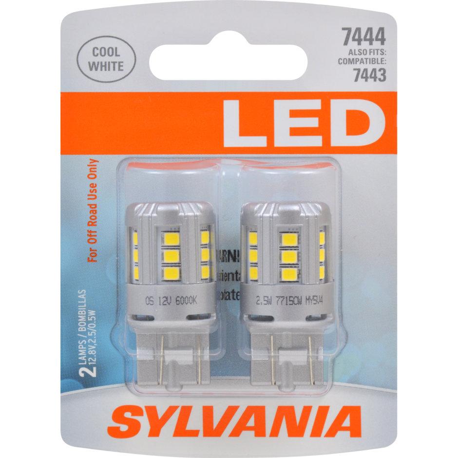 7444 (WHITE) LED Bulb