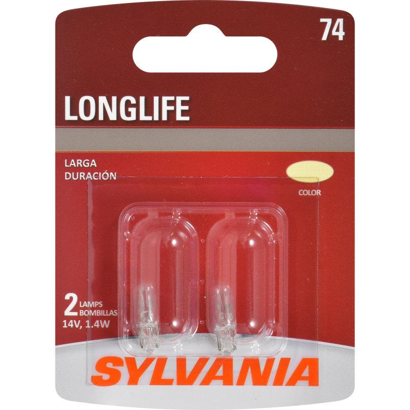 74 Incandescent Bulb - LongLife