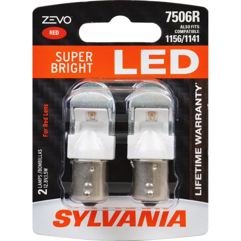 7506R (RED) LED Bulb - ZEVO