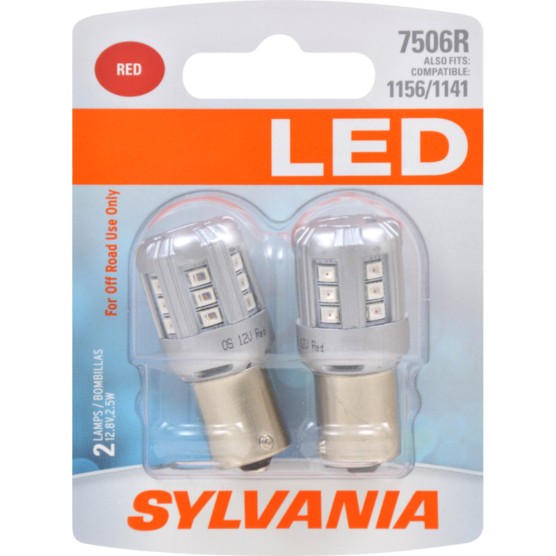 7506R (RED) LED Bulb
