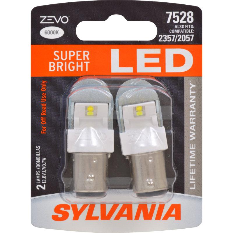 7528 (WHITE) LED Bulb - ZEVO