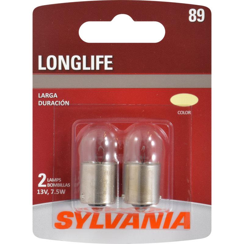 89 Incandescent Bulb - LongLife