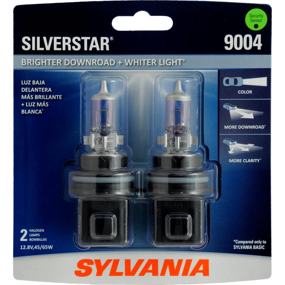 9004 Bulb - SilverStar