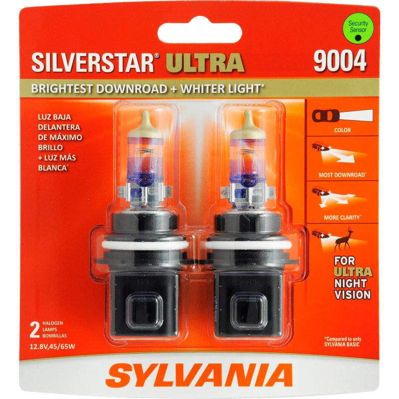 9004 Bulb - SilverStar Ultra