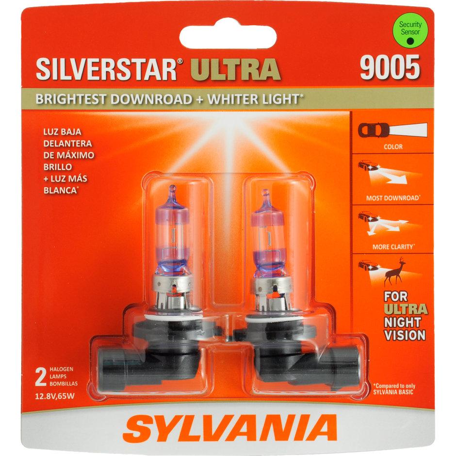9005 Bulb -SilverStar Ultra