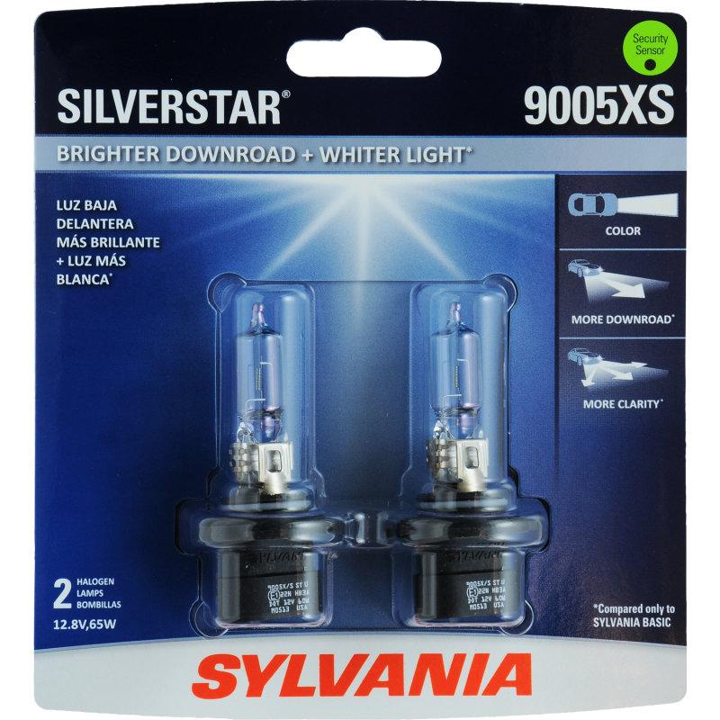 9005XS Bulb - SilverStar