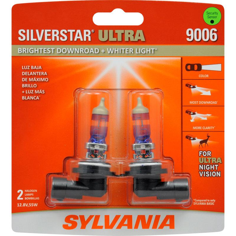 9006 Bulb -SilverStar Ultra