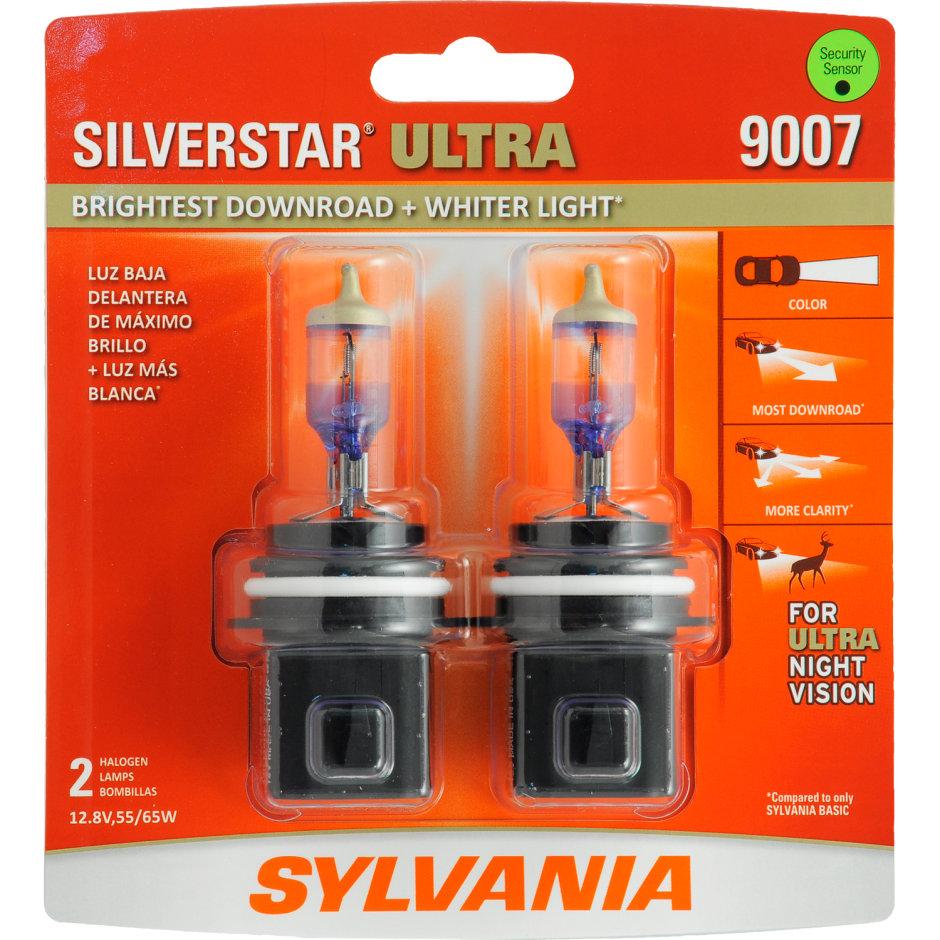 9007 Bulb - SilverStar Ultra