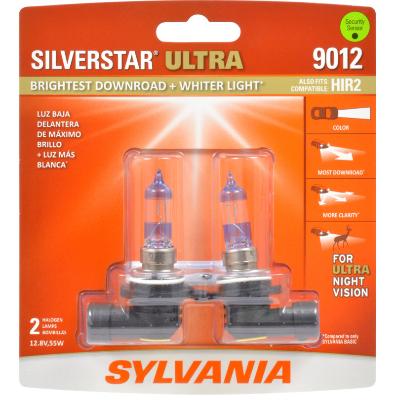 9012 Bulb - SilverStar Ultra