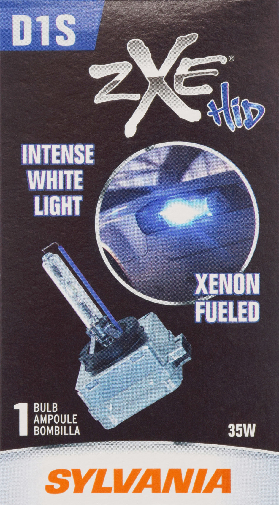 Whitest D1S Headlight Bulb
