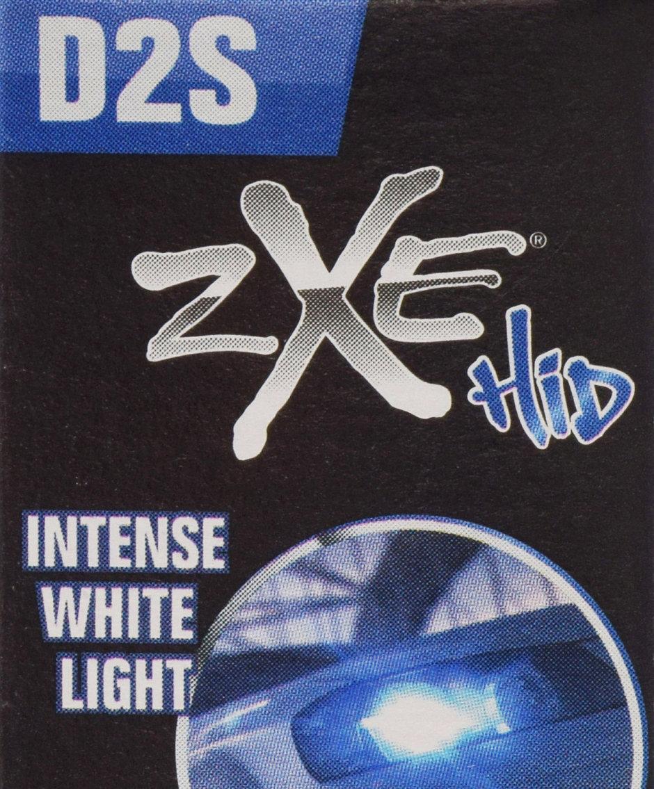 D2S Bulb - SilverStar zXe