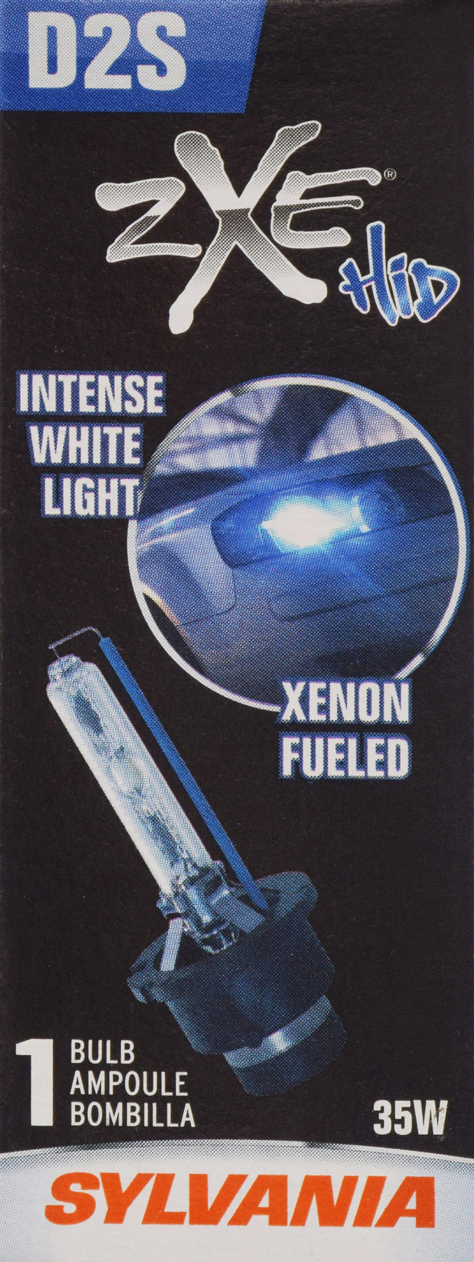 Whitest D2S Headlight Bulb