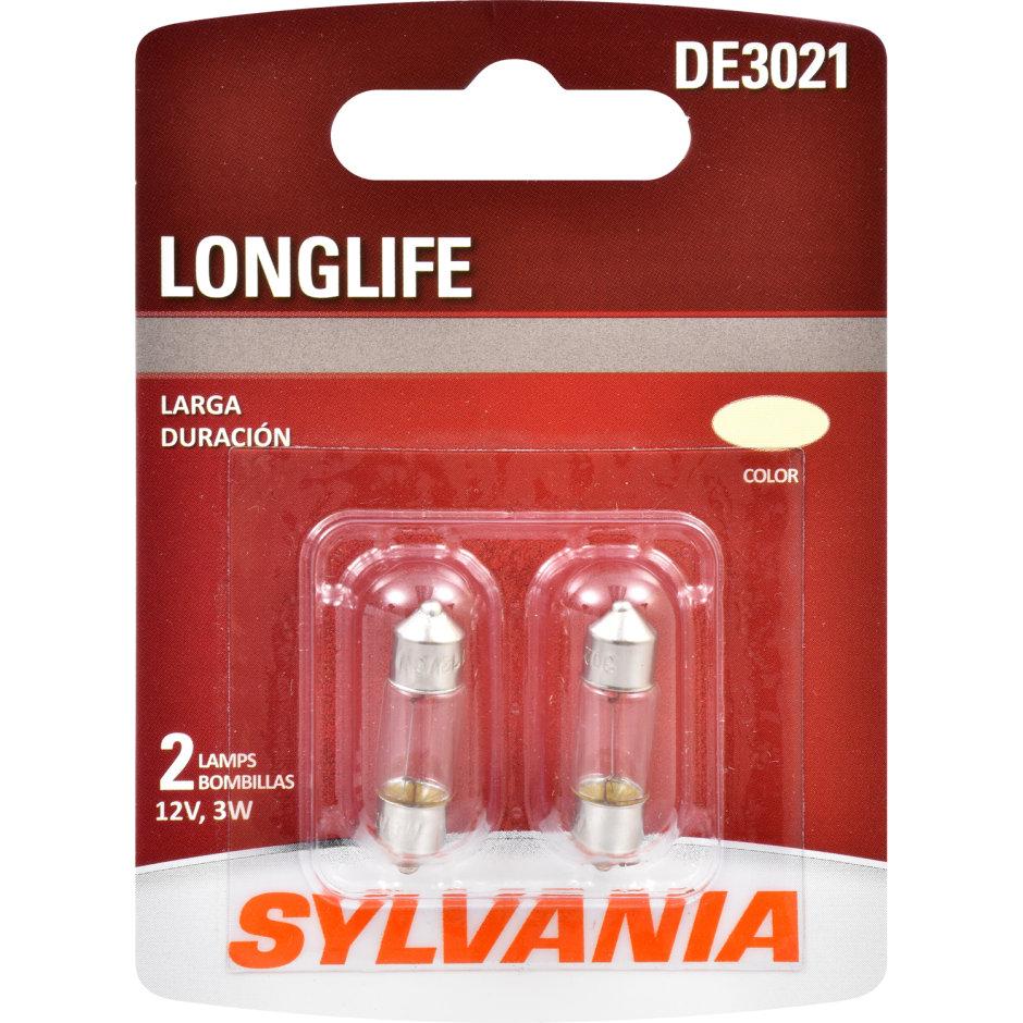 DE3021 Incadescent Bulb - LongLife
