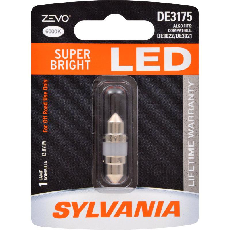DE3175 (WHITE) LED Bulb - ZEVO