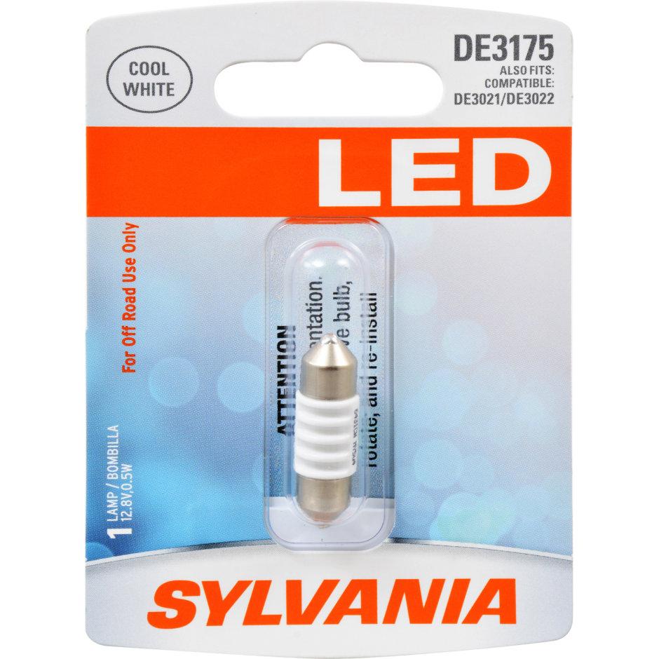 DE3175 (WHITE) LED Bulb