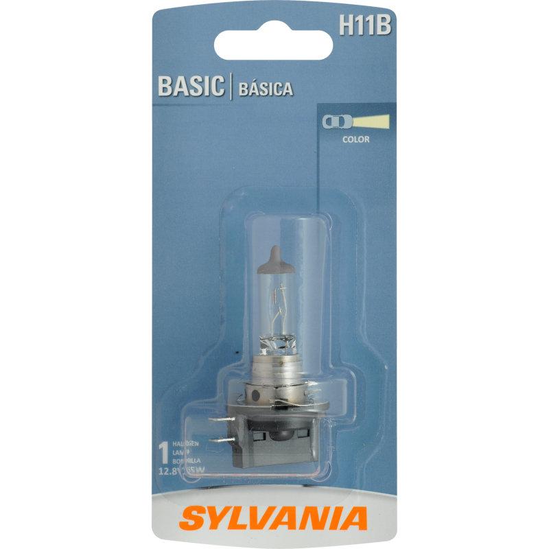 SYLVANIA H11B Basic Headlight Bulb | SYLVANIA Automotive