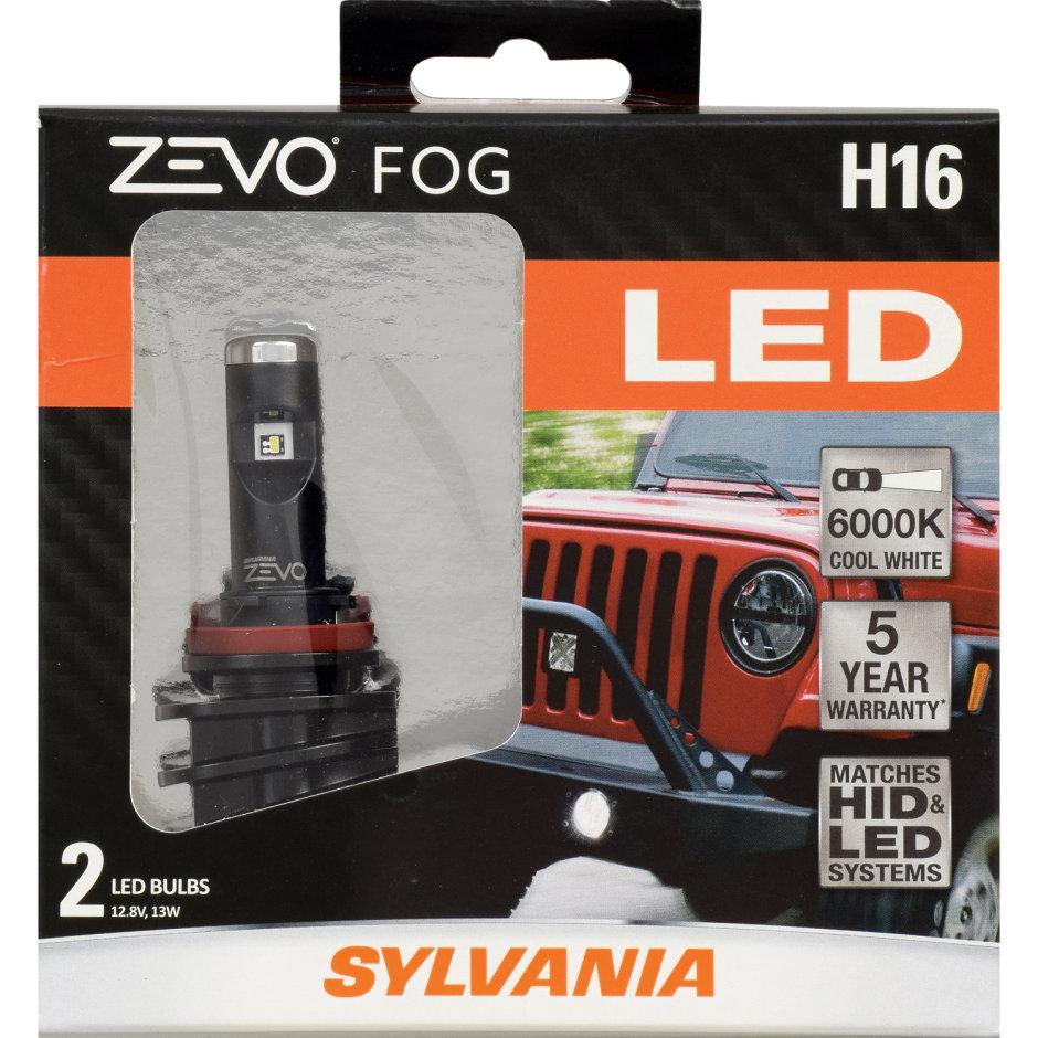 H16 LED Bulb - ZEVO Fog