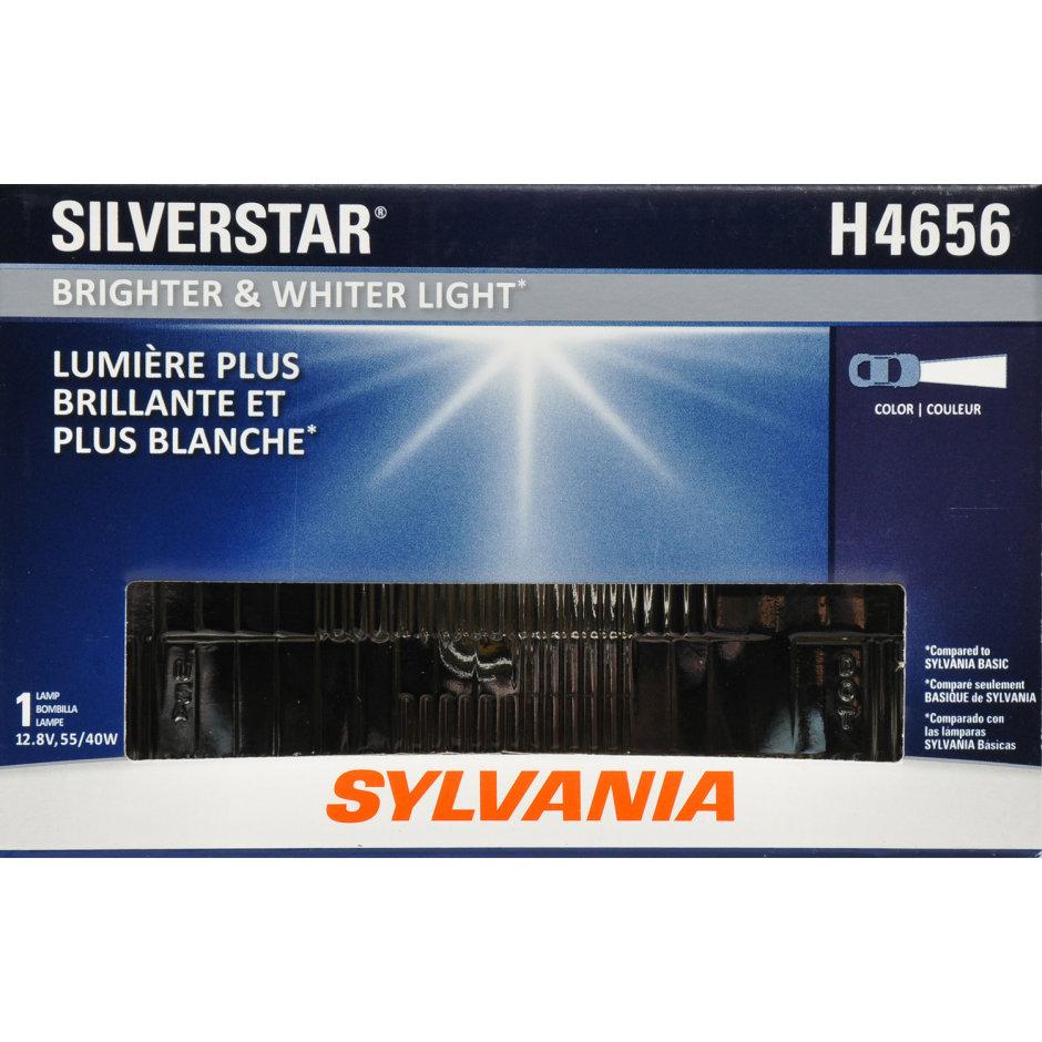 H4656 Bulb - SilverStar