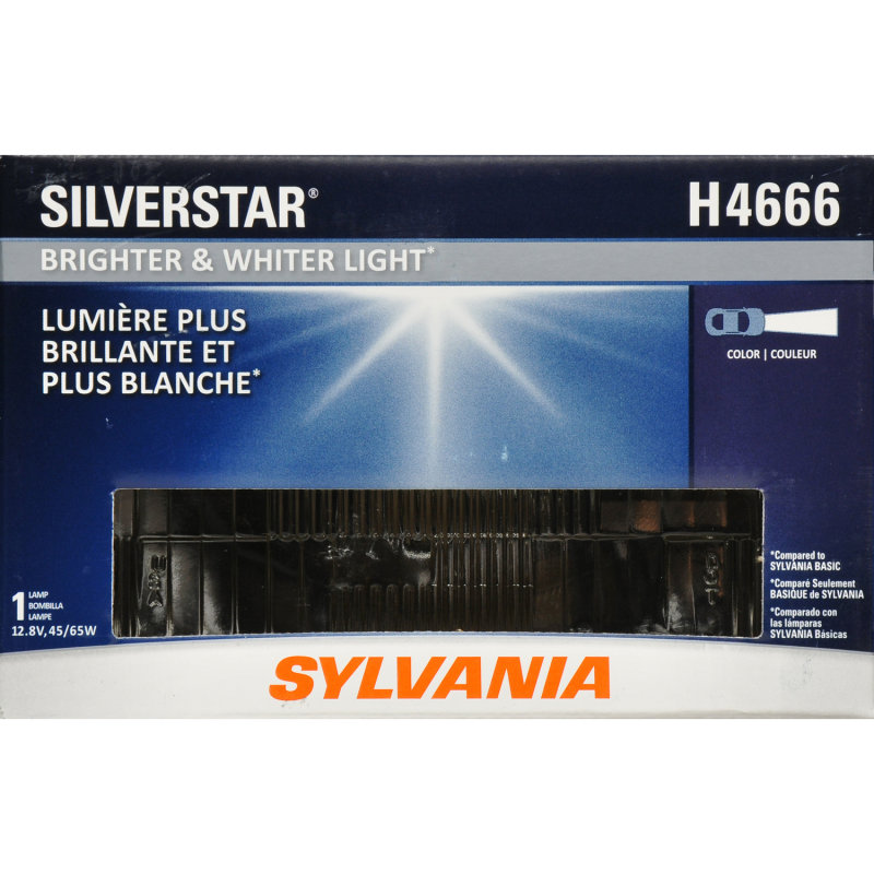 H4666 Bulb - SilverStar