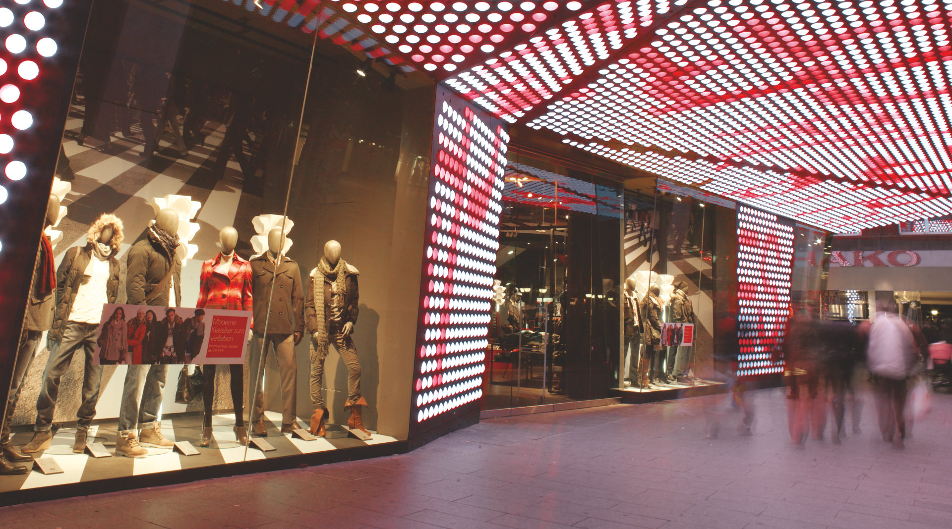 Belysningslösningar för butiksmiljöer