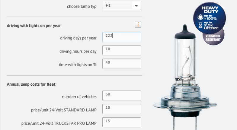 Strumento Truckstar Pro