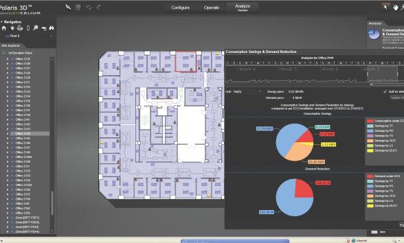 Plataformas digitales - IoT (Internet de las cosas), iluminación inteligente, Lightelligence, software y herramientas de apoyo a los componentes OSRAM, control de la iluminación