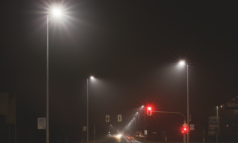 Safety at Night – Streetlighting