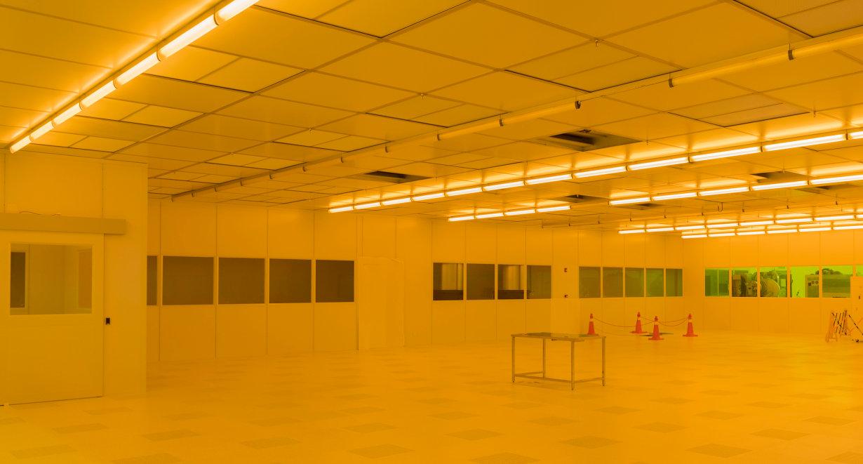 Desde o primeiro passo até ao produto final, todos os processos de produção estão reunidos sob o mesmo teto em Kulim.