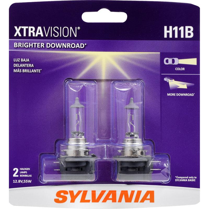 H11B Bulb - XtraVision