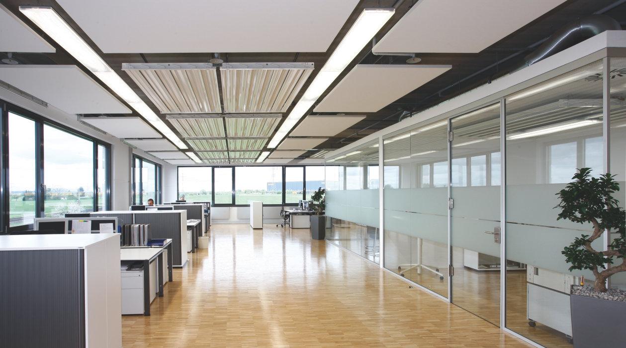 Ensinger, Industry, Office
