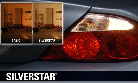 SilverStar Mini Whiter Incandescent Bulbs