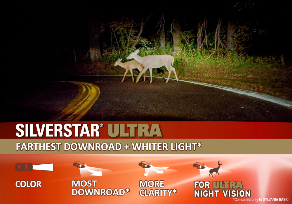 Silverstar Ultra Headlights