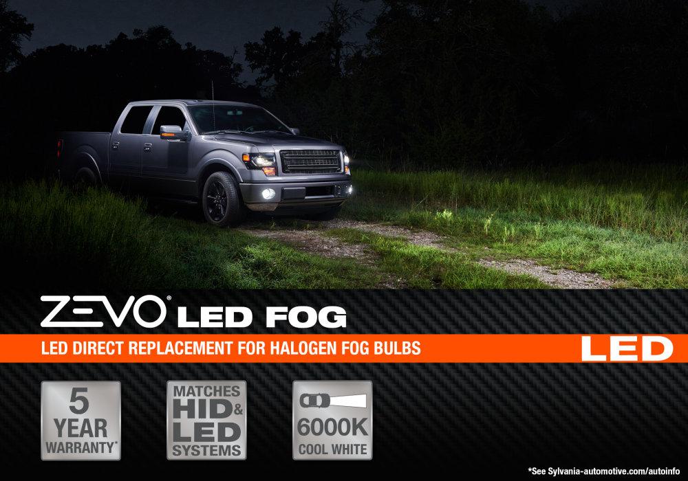 ZEVO LED Fog Bulb