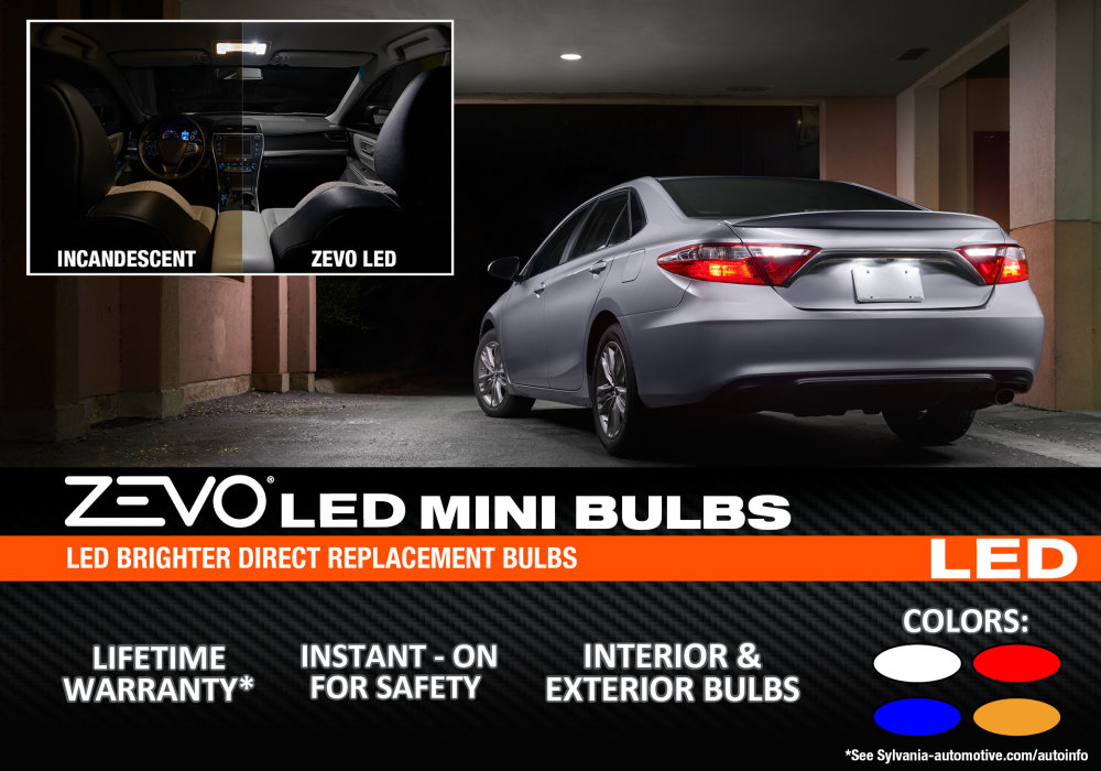 ZEVO LED Mini Bulbs