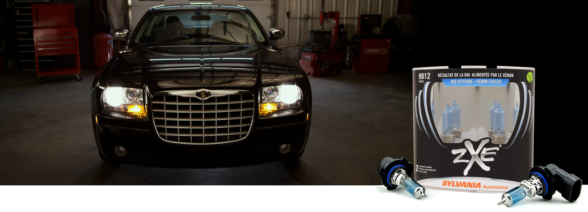 SilverStar zXe Headlights