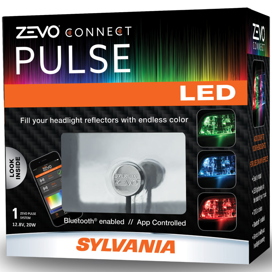 SYLVANIA ZEVO Connect Color Changing Pulse Kit