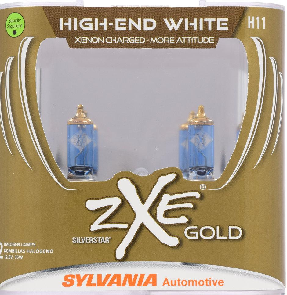 H11 Bulb -SilverStar zXe GOLD