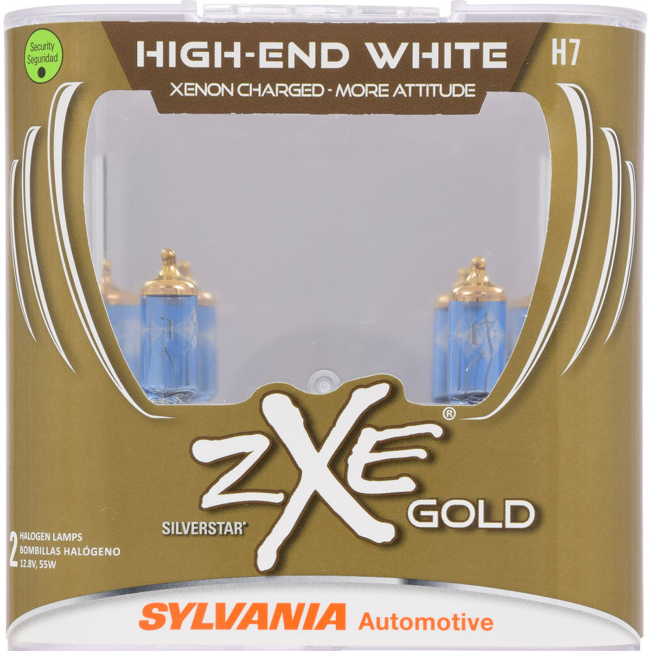 H7 Bulb - SilverStar zXe Gold