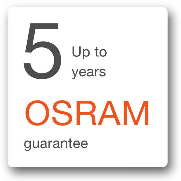 OSRAM Guarantees | Light is OSRAM