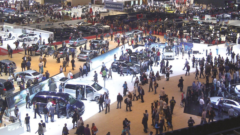 Car Shows and other Exhibitions